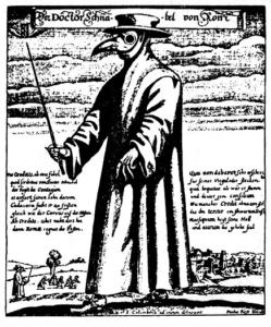 bubonic plague photo